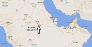 Dans quel pays est Riyad
