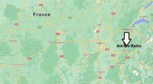 Dans quelle région se Aix-les-Bains
