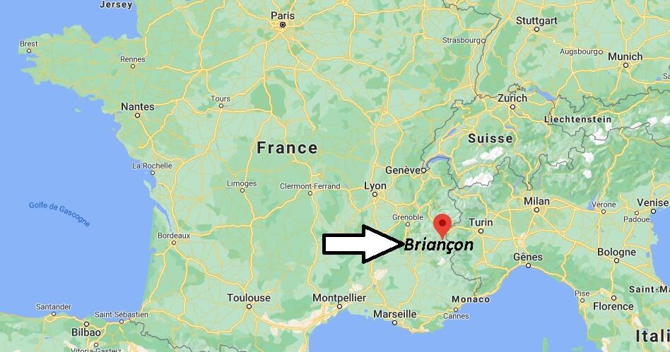 Dans quelle région se Briançon