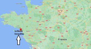 Dans quelle région se La Baule-Escoublac