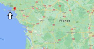 Dans quelle région se Saint-Nazaire