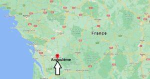 Où se situe Angoulême (Code postal 16015)