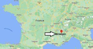 Où se situe Briançon (Code postal 05100)