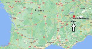 Où se situe Chamonix–Mont-Blanc (Code postal 74056)