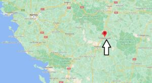 Où se situe Châtellerault (Code postal 86066)
