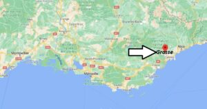 Où se situe Grasse (Code postal 06069)
