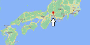 Où se situe Nagoya