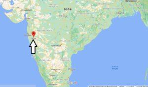 Où se situe Pune
