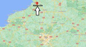 Où se trouve Abbeville