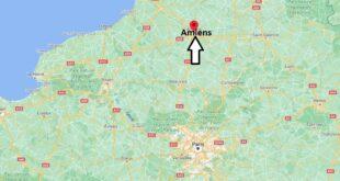 Où se trouve Amiens