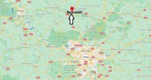 Où se trouve Beauvais