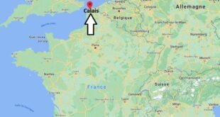 Où se trouve Calais