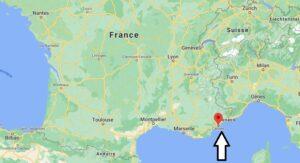 Où se trouve Cannes