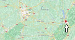 Où se trouve Chambéry
