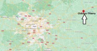 Où se trouve Château-Thierry