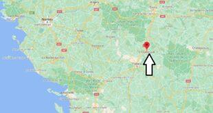 Où se trouve Châtellerault