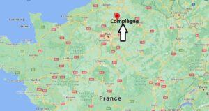 Où se trouve Compiègne