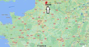 Où se trouve Douai