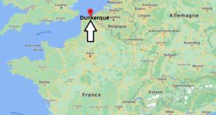 Où se trouve Dunkerque