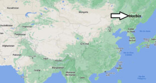Où se trouve Harbin