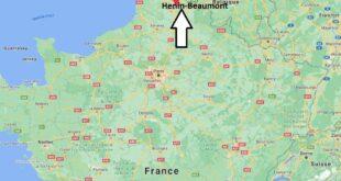 Où se trouve Henin-Beaumont