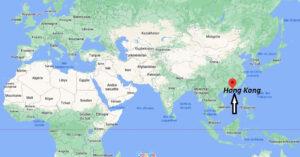 Où se trouve Hong Kong