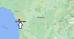 Où se trouve La Rochelle