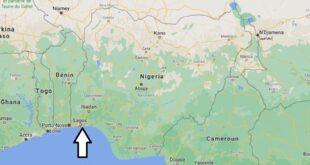 Où se trouve Lagos