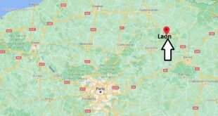 Où se trouve Laon