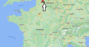 Où se trouve Lille