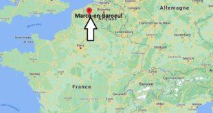 Où se trouve Marcq-en-Baroeul