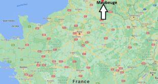 Où se trouve Maubeuge