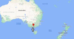 Où se trouve Melbourne