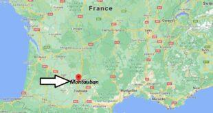 Où se trouve Montauban