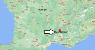 Où se trouve Montélimar