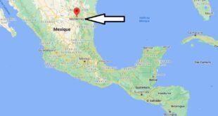 Où se trouve Monterrey