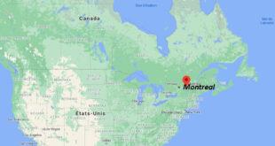 Où se trouve Montreal