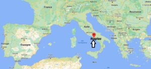 Où se trouve Naples