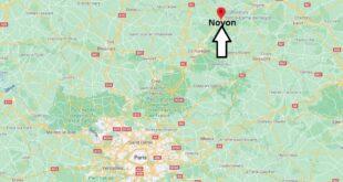 Où se trouve Noyon