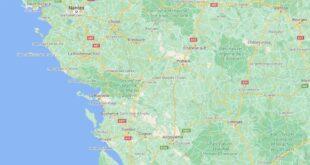 Où se trouve Poitou-Charentes