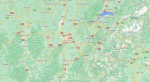 Où se trouve Rhône-Alpes