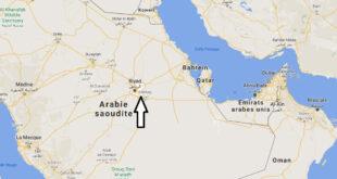 Où se trouve Riyad