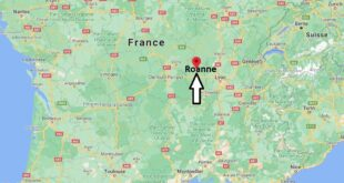 Où se trouve Roanne