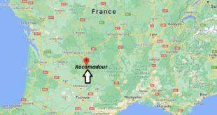 Où se trouve Rocamadour