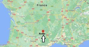 Où se trouve Rodez