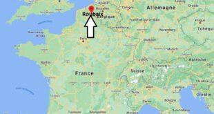 Où se trouve Roubaix