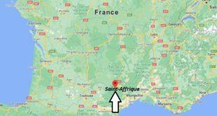 Où se trouve Saint-Affrique