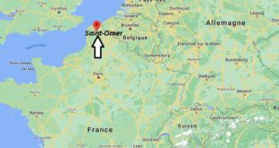 Où se trouve Saint-Omer