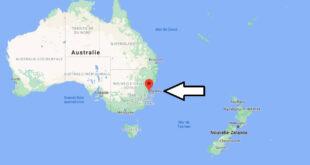Où se trouve Sydney