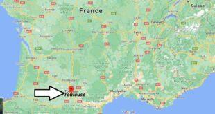Où se trouve Toulouse